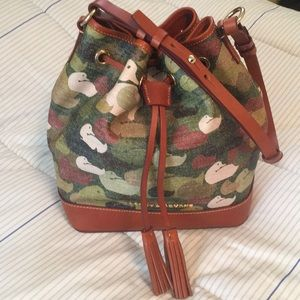Dooney and Bourke Drawstring Camouflage Collection